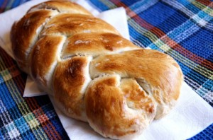 Natte – French Braid Bread